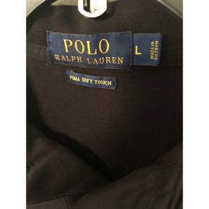 Polo by Ralph Lauren Shirts - Polo Ralph Lauren Prima Soft Touch Polo
